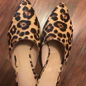 *Brand New* Madewell Remi Leopard Mule 8.5